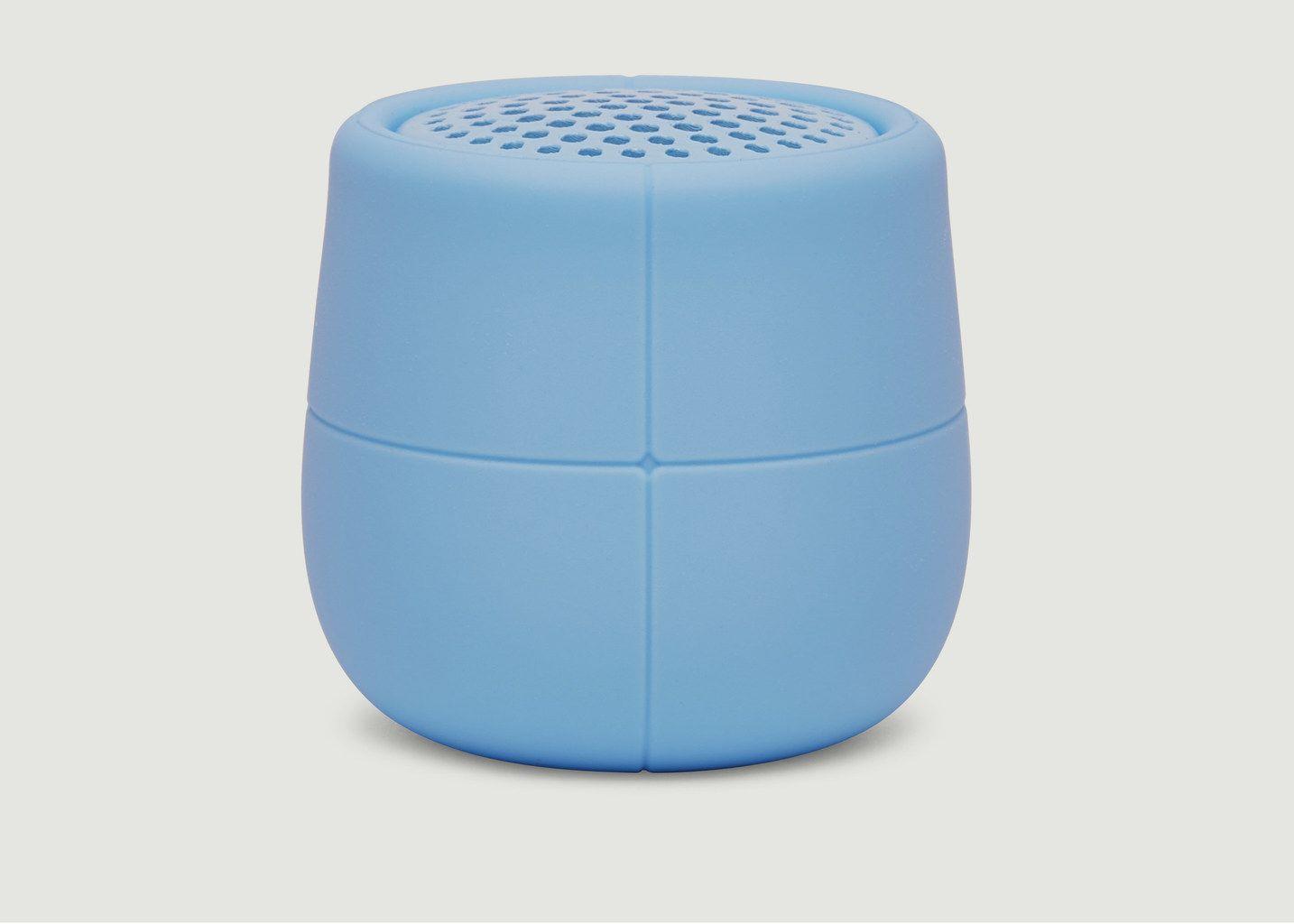 Lexon - Mino X Water Resistant Bluetooth Speaker - Light Blue