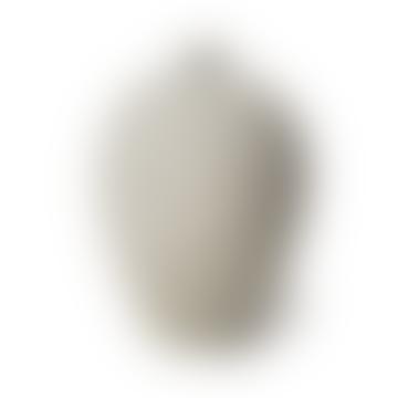 Lindform Ceramic Vase Ebba Medium Light Grey