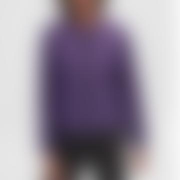 Doudoune Violette Recyclee Usuahia Jacket