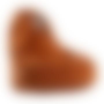 Cinnamon Velvet Bunny Bean Bag