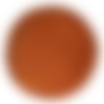 Cinnamon Velvet Ruffle Playmat