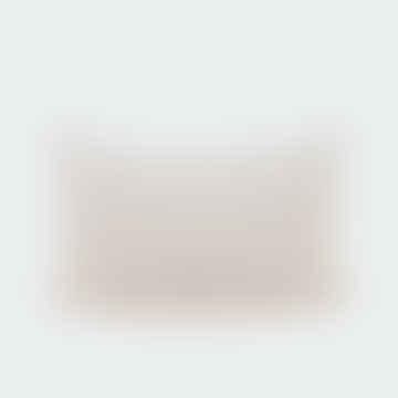 Hikari Taupe Stripe Cushion