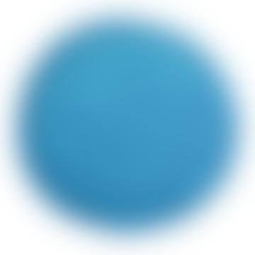 Petrol Blue Velvet Ruffle Playmat
