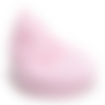 Pink Velvet Bunny Bean Bag