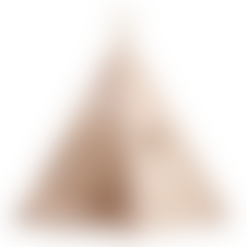 wigiwama Powder Beige Teepee Set