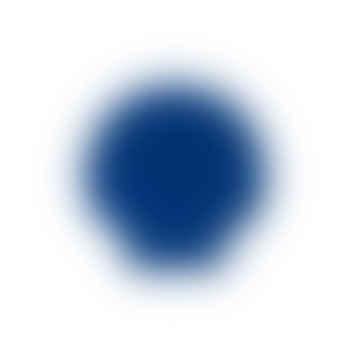 Velvet Blue Shell Jewelry Box