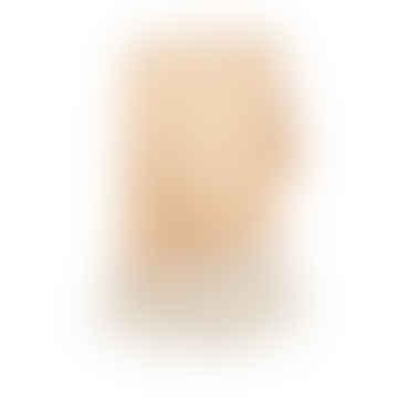 Mathea Wool Throw - Caramel
