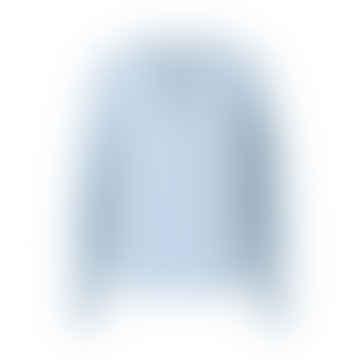 Levete Room Kara Blouse - Baby Blue