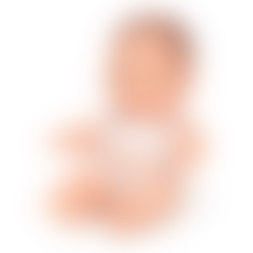 Miniland Asian Baby Girl Doll 21cm