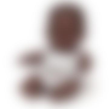 African Baby Boy Doll 21cm