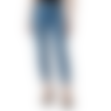 Alana High Rise Cropped Skinny Jeans