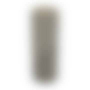 Tall Ceramic Polka Dot Vase