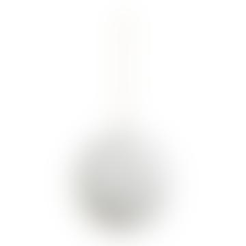 Nobili Hanging Ceramic Tealight Holder 12cm White