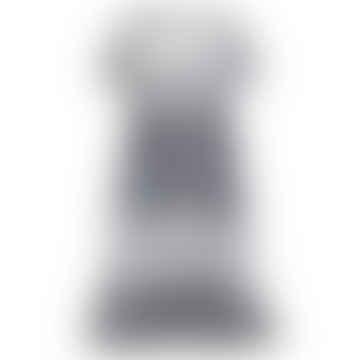 Aria Dress - Polka Dot Gradient