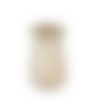 80x130mm Brown Glass Luna Vase