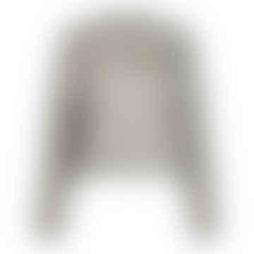 Etre Cecile V Cecile Alexis Sweatshirt - Grey Marl