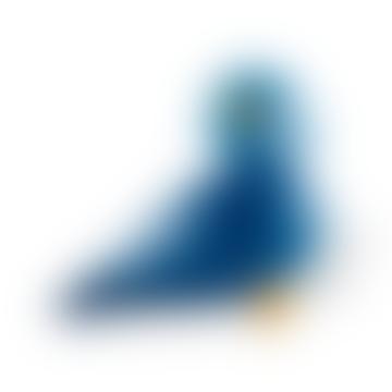 KAY BOJESEN DENMARK Blue Kay Songbird Figurine