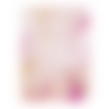 Go Stationery Marbleous Rose Quartz A5 Notebook