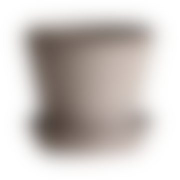 Bergs Grey Julie Saucer 10 Cm