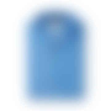 Steel Blue Ofanto Shirt