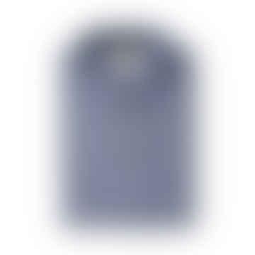 Navy Snow Oreto Shirt