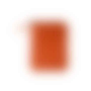 Chi Chi Fan Orange Compact Wallet
