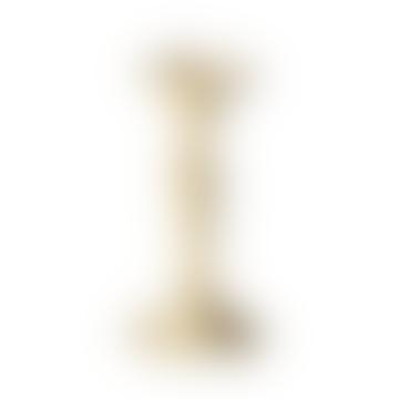 13cm Brass Classic Candlestick