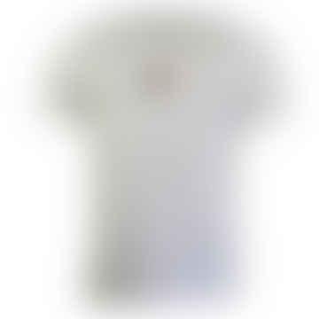 Oistin Short Sleeved T-Shirt White