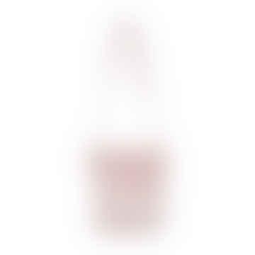 OIMU Sheer Silk(No-Bnag) Mini Shoulder Bag in Pink