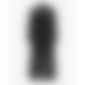 Project Aj117 Darryl Ruffle Dot Dress Black