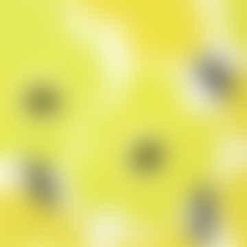 Unikko Yellow Lunch Paper Napkins