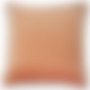 Plain Tamarind Feather Filled Luxury Velvet Cushion