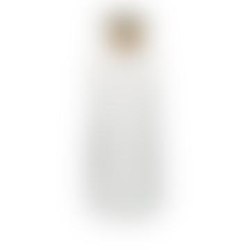 Nkuku Chara Hammered Bottle - Decorative - Large