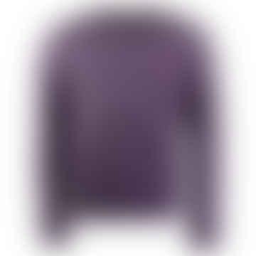 Tim Crew-Neck Sweatshirt Lilac