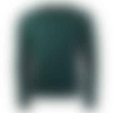 Rosecroft Knit Jumper Emerald Green