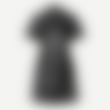 Shereen Short Leather Dress