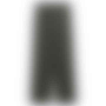 Pancone Flannel Jersey Trousers - Dark Grey