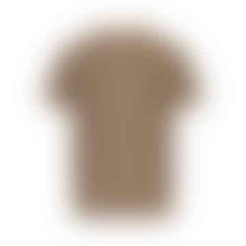 Anerkjendt Striped Akkikki Cotton T-Shirt