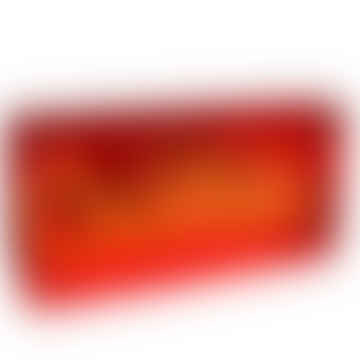 Locomocean 'Cocktails' Neon Red Acrylic Box