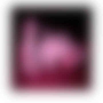 'Love' Mini Neon Pink Acrylic Box