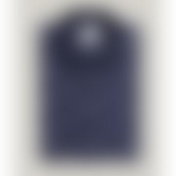 Brava Fabrics Man on the Moon Navy Printed Shirt