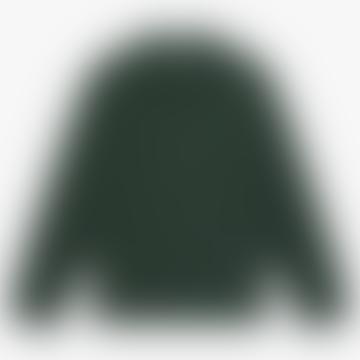 Dark Green Chore Shirt Sycamore