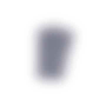 Set of 2 Blue Linen Checkered Napkins