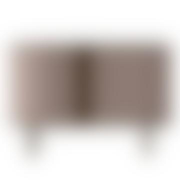 Audacious Sideboard - Dark Oak