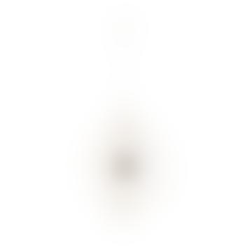 Kaja Skytte Medium Brown Brass and Marble Galaxy Mobile