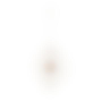 Kaja Skytte Medium Vintage Rose Brass and Marble Galaxy Mobile
