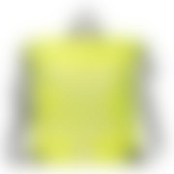 Lupita Sac W Message Yellow Flou