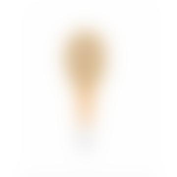 Boar Nylon Bristles Detangling and Smooting Brush - Small