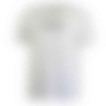 Box Short-Sleeved T-Shirt (Bright White)