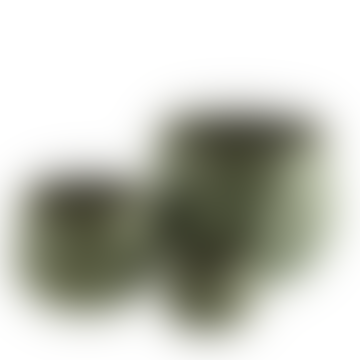 Stoneware Artichoke Planter